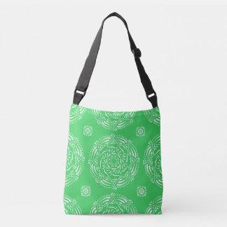 Spring Mandala Crossbody Bag