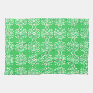 Spring Mandala Kitchen Towel