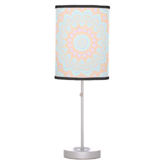 Spring Mandala Table Lamp