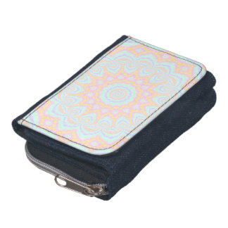 Spring Mandala Wallets