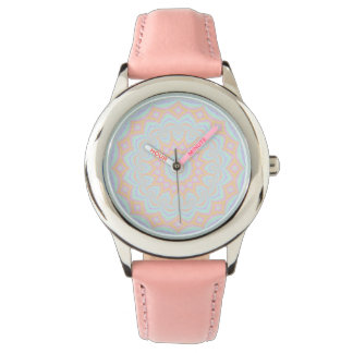 Spring Mandala Wristwatches
