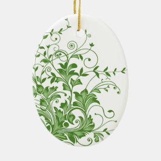 Spring Meadow Ceramic Ornament