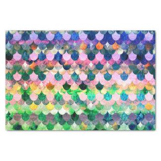 Spring Mermaidscales Mermaid Fishscales Scales Tissue Paper