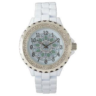 Spring Morning Medallion Watch