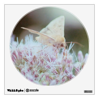 Spring Moth II Wall Decal