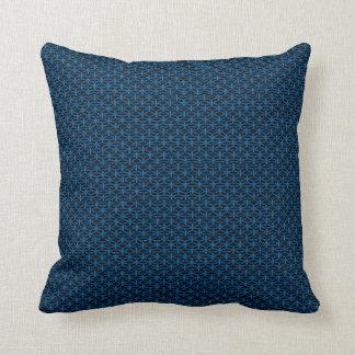 Spring Nature Blue Black Popular Pillows