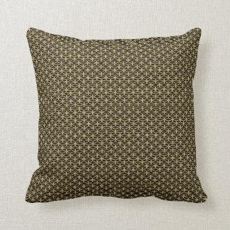 Spring Nature Gold Black Popular Pillows