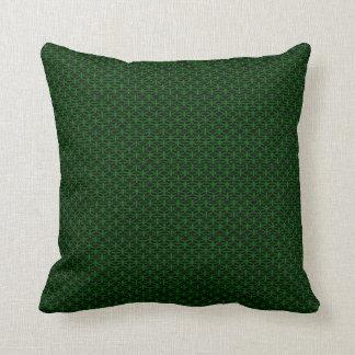 Spring Nature Green Black Popular Pillows