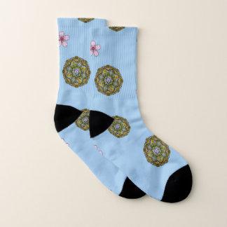 Spring Nouveau Socks 1