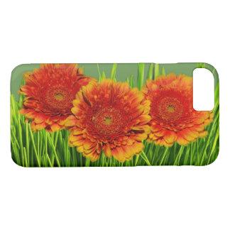 Spring Orange Flowers iPhone 8/7 Case
