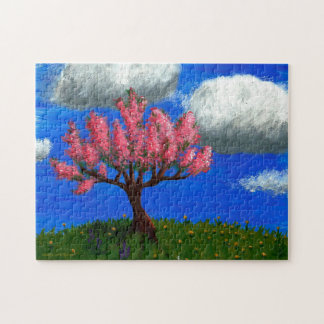 Spring Painting Puzzle