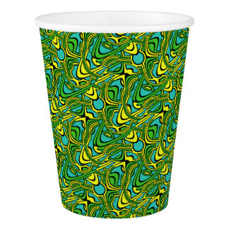 Spring Paper Cup