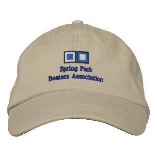 Spring Park, Boaters Association Embroidered Hat