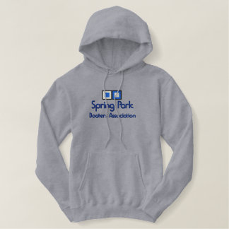 Spring Park, Boaters Association Embroidered Hoodie