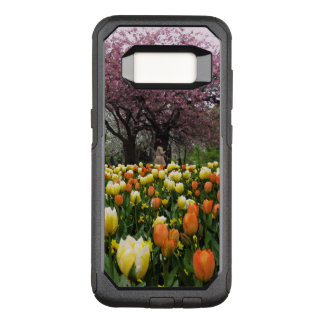 Spring Park Flower Trees Photo OtterBox Commuter Samsung Galaxy S8 Case