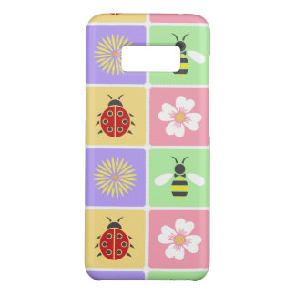 Spring Patches Case-Mate Phone Case