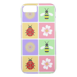 Spring Patches iPhone Case-Mate Case