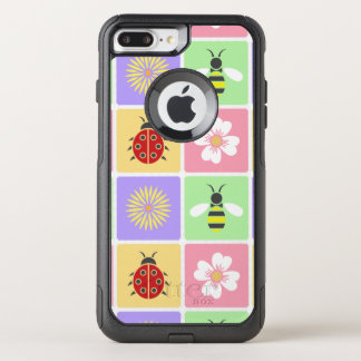 Spring Patches Otterbox Phone Case