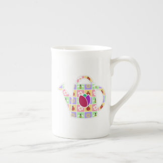 Spring Patches Specialty Mug