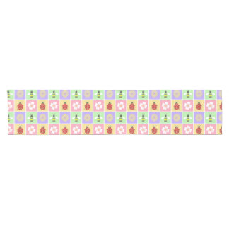 Spring Patches Table Runner