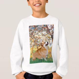 Spring - Pembroke Welsh Corgi 7b Sweatshirt