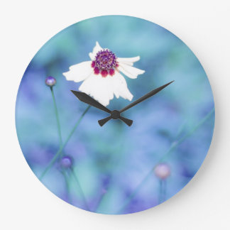 Spring Photography Blooming Flower Clocks