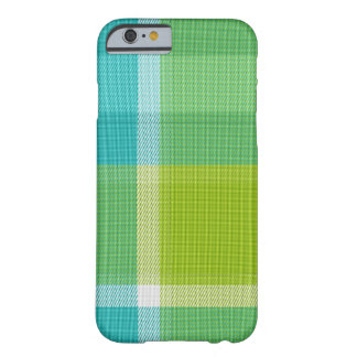 Spring Plaid 1 Barely There iPhone 6 Case