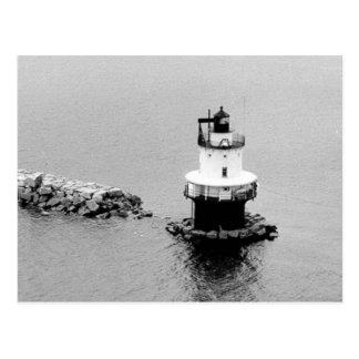 Spring Point Ledge Lighthouse 2 Postcard