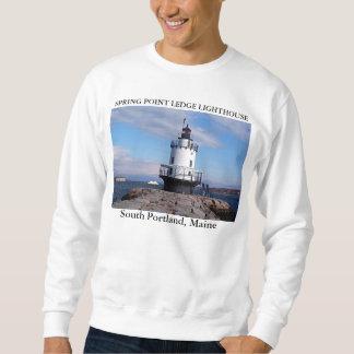 Spring Point Ledge Lighthouse, Maine Sweatshirt