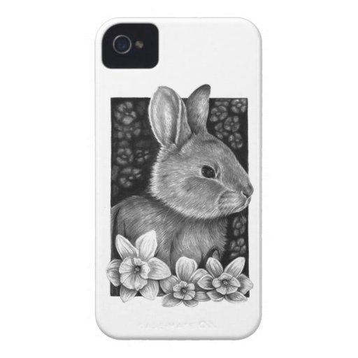 Spring Rabbit Blackberry Bold 9700/9780 Case Blackberry Bold Cover