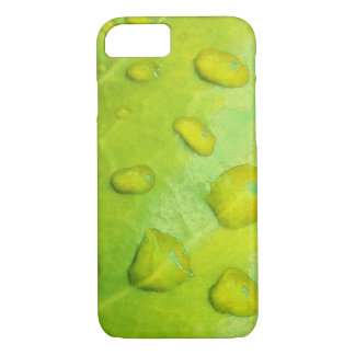 Spring Rain Abstract iPhone 8/7 Case