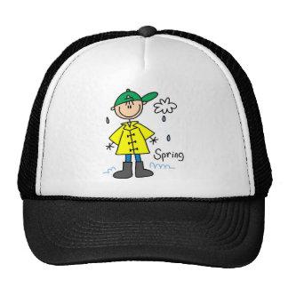 Spring Rain  Trucker Hat