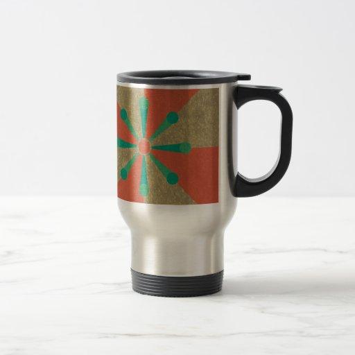 Spring Rays Coffee Mugs