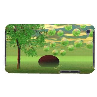 Spring Renewal – Lemon & Lime Life Force iPod Case-Mate Case