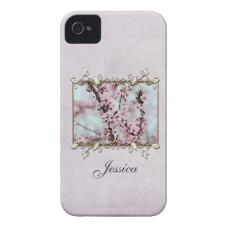 Spring Romance Cherry Blossoms iPhone 4 Covers