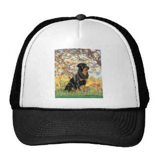 Spring - Rottweiler (#5) Trucker Hat