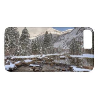 Spring snow, Sierra Nevada, CA iPhone 8 Plus/7 Plus Case