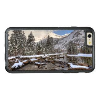 Spring snow, Sierra Nevada, CA OtterBox iPhone 6/6s Plus Case