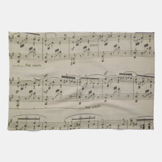 Spring Song Kitchen Towel