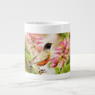 Spring Song Large Coffee Mug