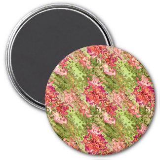 Spring Splatter Magnet