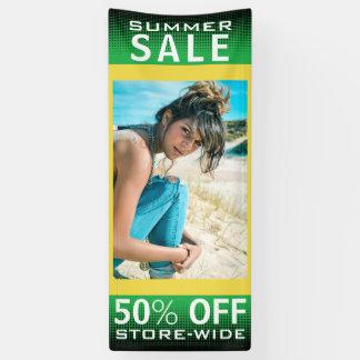 Spring Summer Fashion Sale Banner