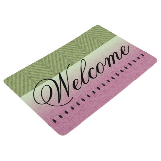 Spring & Summer Quirky Watermelon Floor Mat