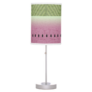 Spring & Summer Quirky Watermelon Table Lamp