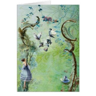 Spring Tea Card