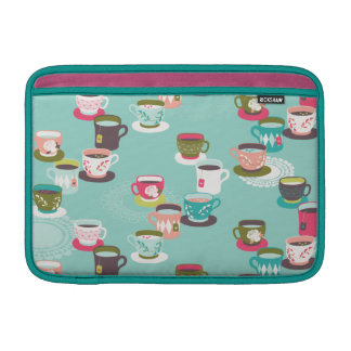 "Spring Tea Garden 11"" MacBook Air Sleeves"