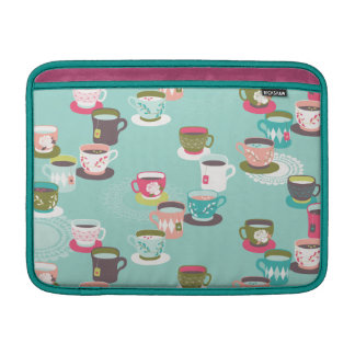 "Spring Tea Garden 13"" MacBook Air Sleeve"