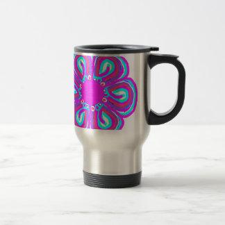 Spring Thang #5 - Back & Monogram Customizable Mug