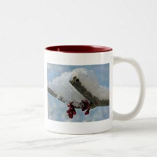 Spring Thaw Two-Tone Coffee Mug