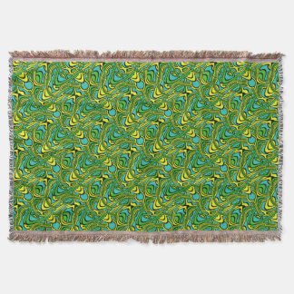 Spring Throw Blanket